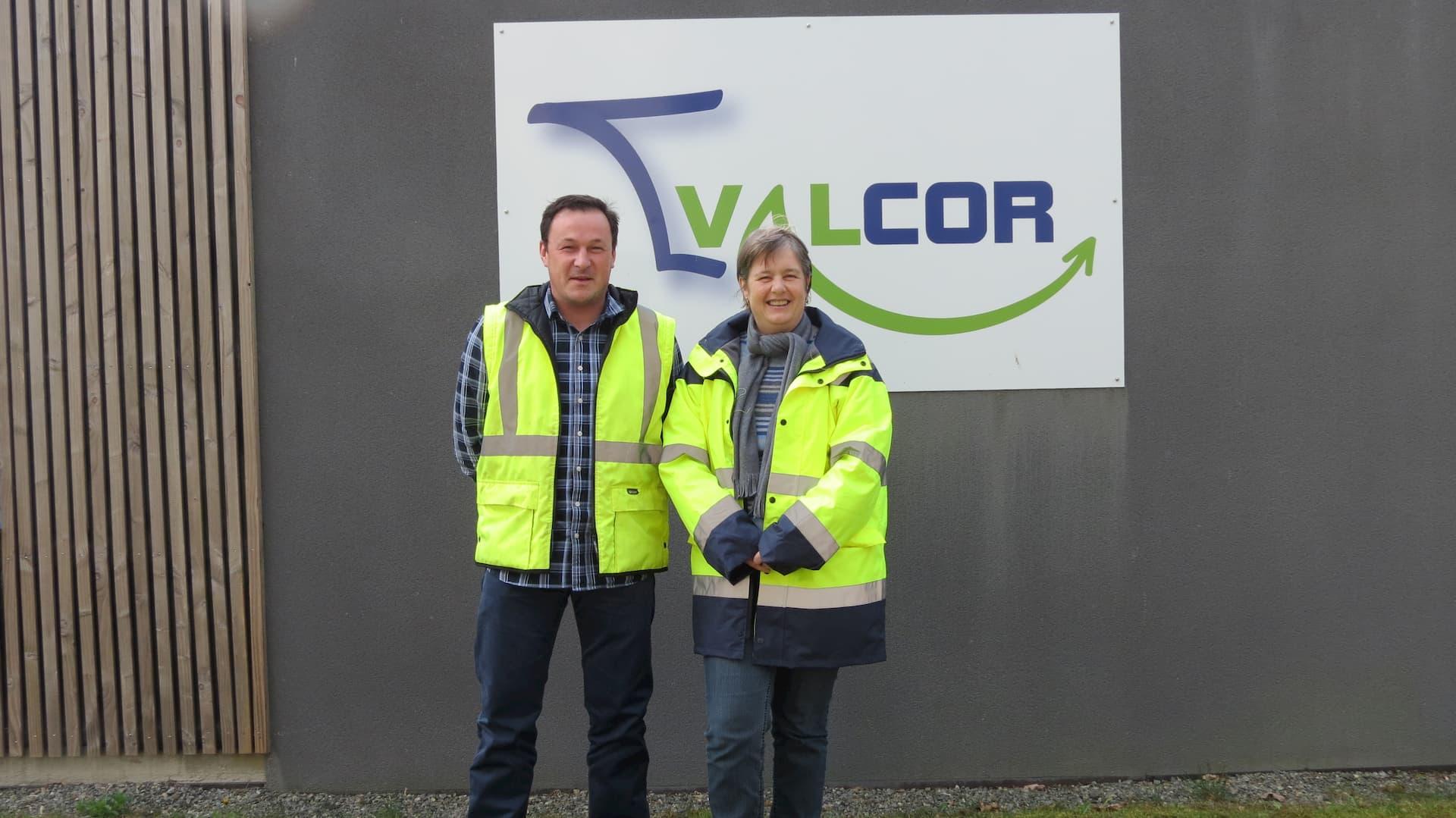 Une nouvelle arrivée à Valcor