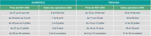Information dates de collecte déchets amiantés